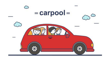 Carpool Étiquette