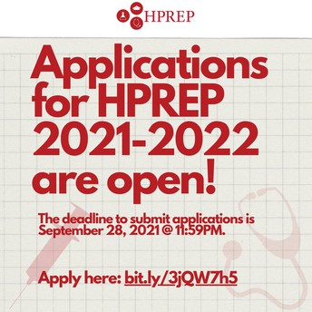 Have you heard about HPREP?