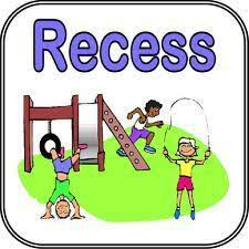 Recess and Noon Hour