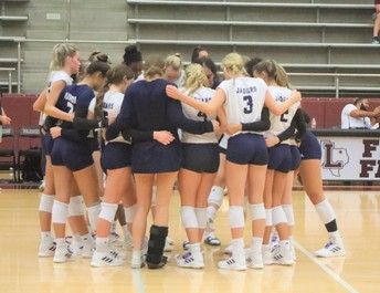Jag Volleyball - FMHS vs. Plano and Plano East