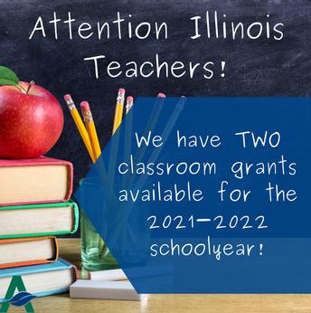 Illinois AITC Grants Available