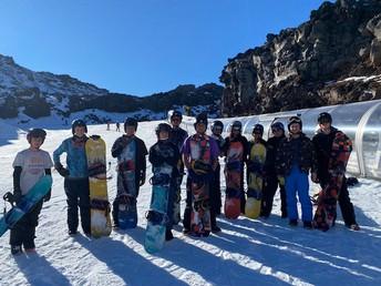 SPS101 Ski trip