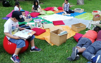 Back to School Picnic & Book Fair- ONE NIGHT ONLY