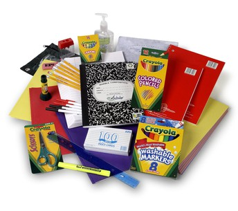 School Supplies for 2021-22 are ready to be ordered!