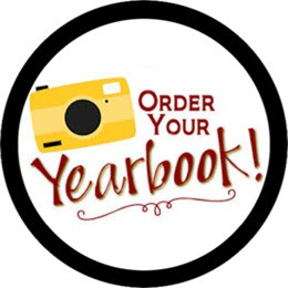 $15 - Yearbooks Can Be Ordered NOW