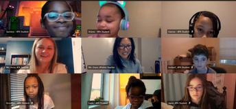 Interactive, Engaging, Collaborative