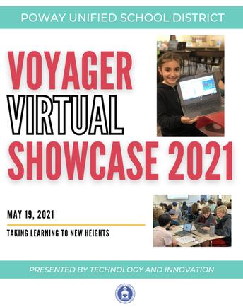 2021 Voyager Showcase