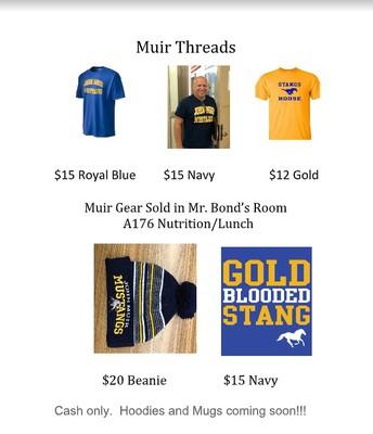 Muir Gear