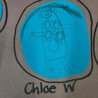 Chloe Wood says....