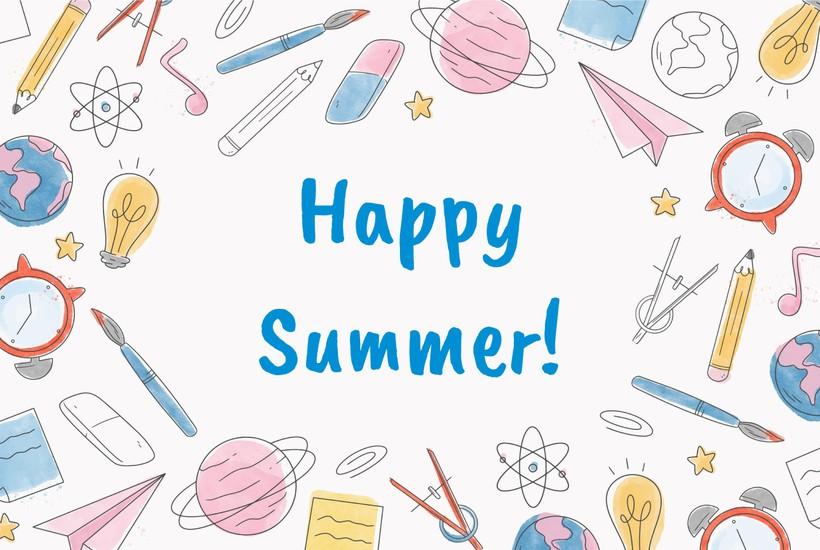 Happy Summer by freepik.com