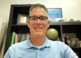 Jeff Delp - Principal