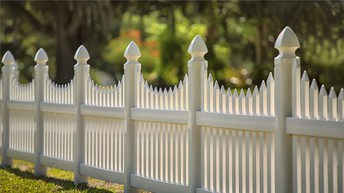 Don't Be Afraid to Move Your Fence