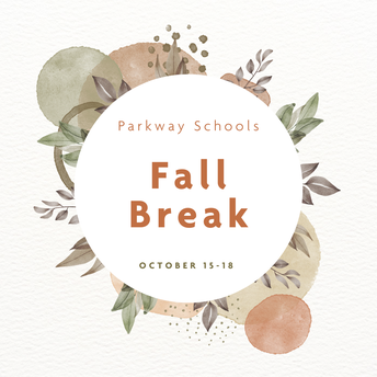 Early release, fall break
