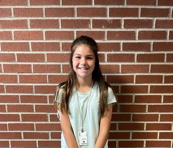6th Grade: Ashley Reichling