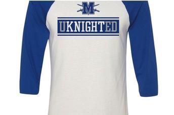 UKnighted Baseball Tee