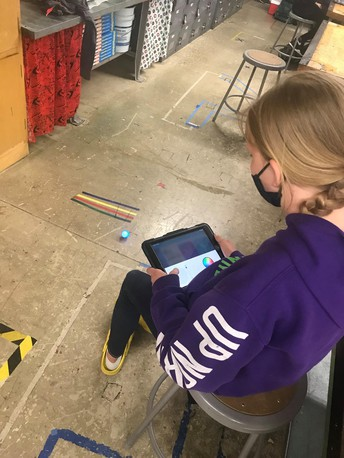 Innovative classroom technology at FMS