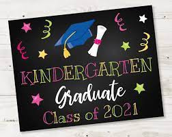 Congratulations to our Kindergarteners and a Big Thank You to Mrs. Hunter