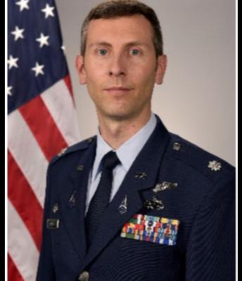 Lt. Colonel Ross A. Conrad