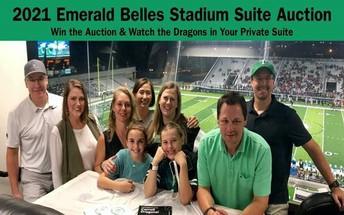 Emerald Belles Stadium Suite Auction