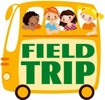 Field Trips this Week