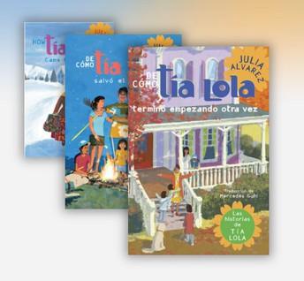 Julia Alvarez's Tia Lola series