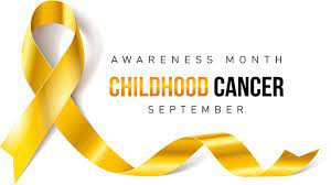 Jefcoed to Go Gold for Childhood Cancer Awareness Month