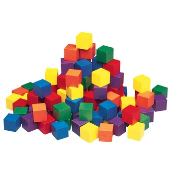 Education Cubes  (Math Manipulatives)