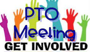 PTO Open/General Meeting - September 8th