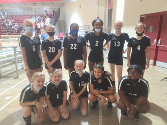 7th Grade Lady Panthers
