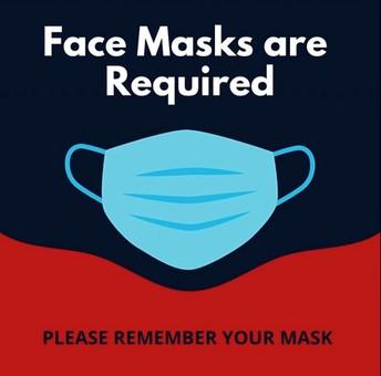 *IMPORTANT* Mandatory Masks