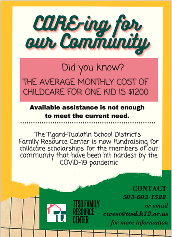 CARE-ING FOR OUR COMMUNITY FUNDRAISER