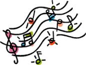 A little Note from Music class- Mrs. Kathryn Cunningham