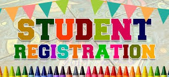 Registration Must be Completed Online