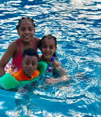 We love to Swim