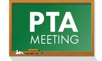 PTA Meeting - Oct. 12th