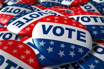 Voter Registration Drive August 30-September 3