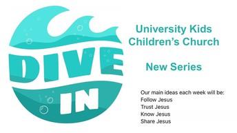 Children Church Series