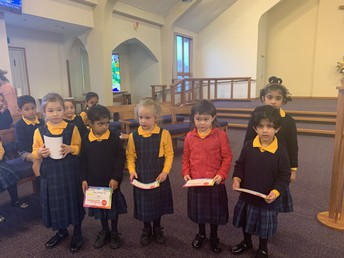 Welcome to our new children/tamariki