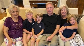 Preecher, Timbrely, & Solomon's Grandparents