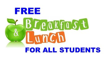 FREE food for all students!