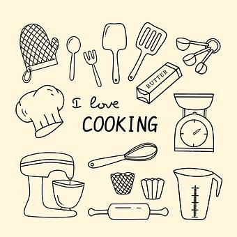 Grades 3rd-5th: Kitchen Tools