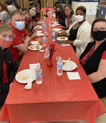 QO Staff Luncheon