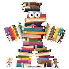 Reading, Reading, Reading!