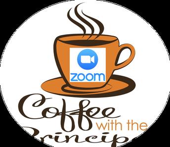 Principal's Coffee Thursday September 2nd 8:30 am - 9:30 am