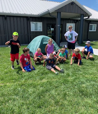 After School Program Goes to Lake Wanahoo