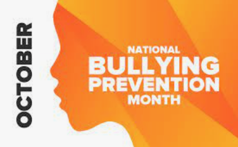 It's BULLYING AWARENESS MONTH!