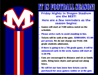 Home Game Reminders