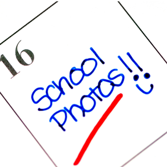 Student Fall Pictures for Grades K-8