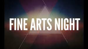 Fine Arts Night at Duluth High School