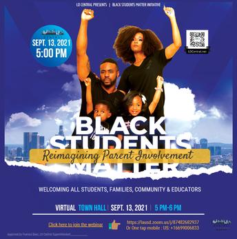 Black Students Matter Initiative